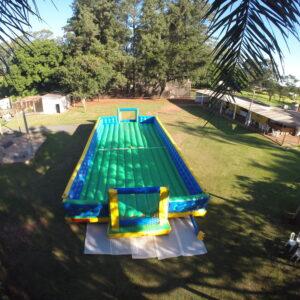 Reserva Horário Futebol De Sabão Unidade Clube Caça E Pesca