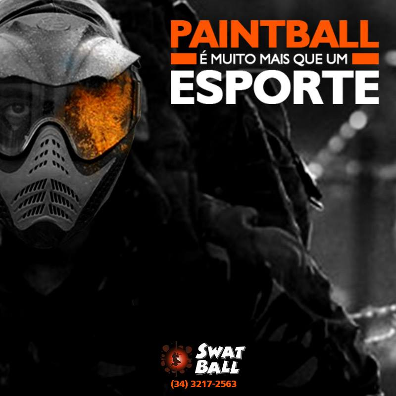 Esporte paintball